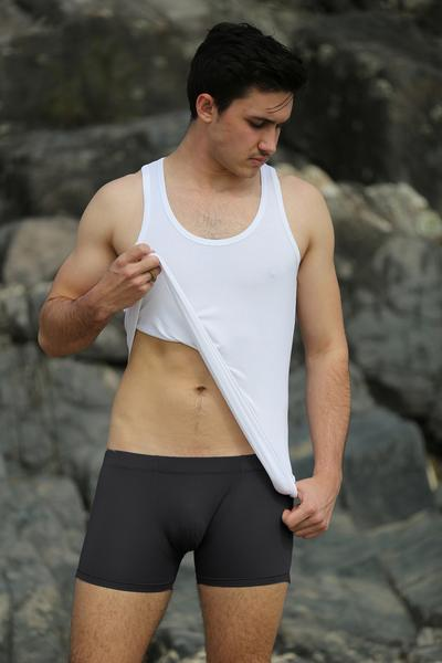 Black Bamboo Underwear