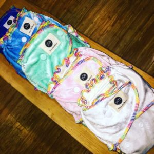 Bamboo Cloth Nappies
