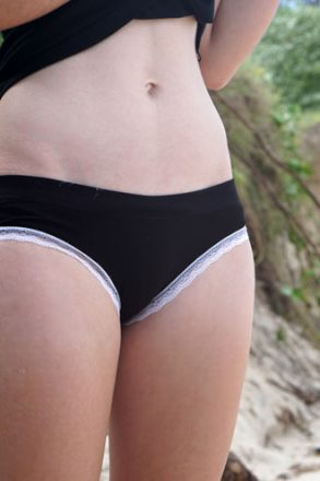 "Ladies bamboo underwear ""Grace' By You & Bamboo"